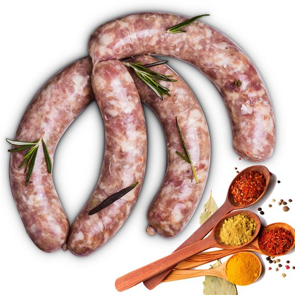 Authenticon Pork Sausages with Spices