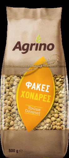 Agrino Large Lentils 500g