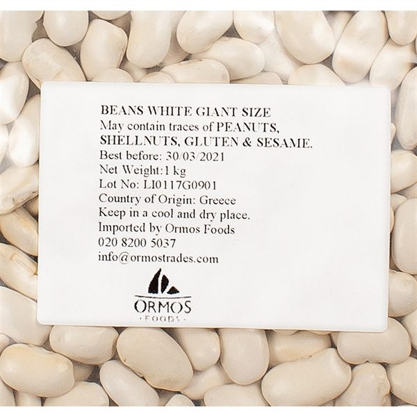 PUL006_Giant Beans from Kastoria Elephant_1kg_label