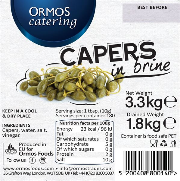 CAPERS-LABEL