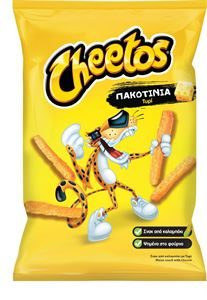 Cheetos Pacotinia Cheese flavoured 85g