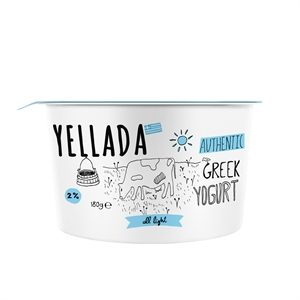 DAIR027_Yellada Strained Yogurt 2_150g_front
