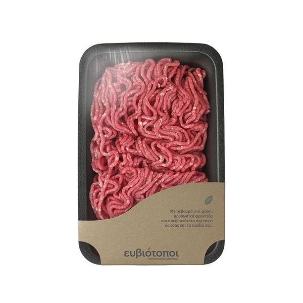 Organic Minced Beef Meat