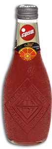 EPS005_Epsa Glass Blood Orange Carbonated_232ml